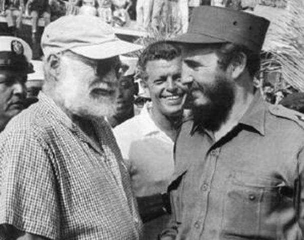 a man of many words a ernest miller hemingway story Ernest miller hemingway (july 21, 1899 the old man and the sea it is the story of a cuban fisherman who refuses to be ernest hemingway owned many cats.