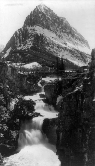 stark-peak-and-water-falls-glacier-national-park_20294_600x450