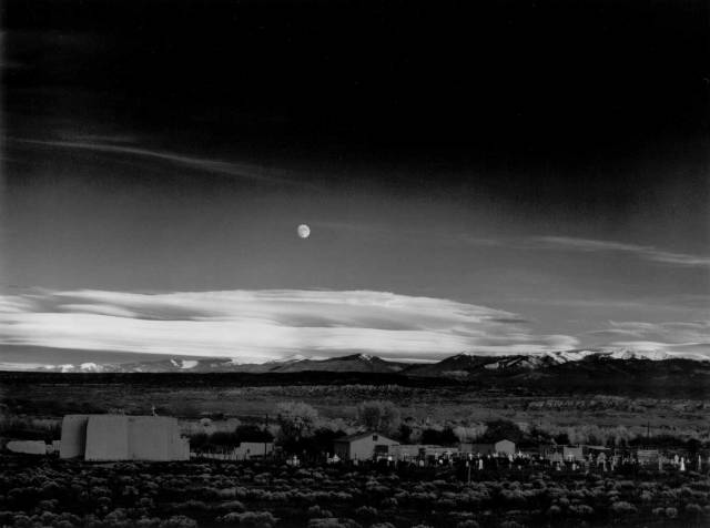 Moonrise-Hernandez-Ansel-Adams
