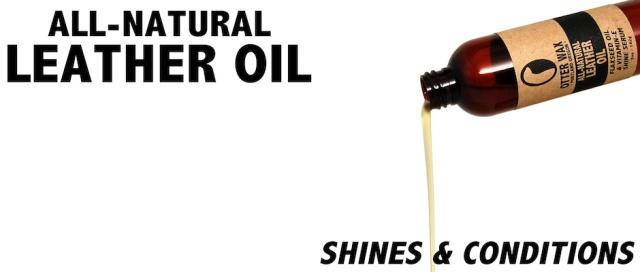 Leather-Oil-Slide